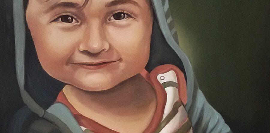 Portre Çocuk