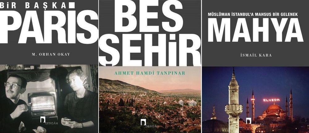 Dergah Yayınları:3 Yeni Kitap
