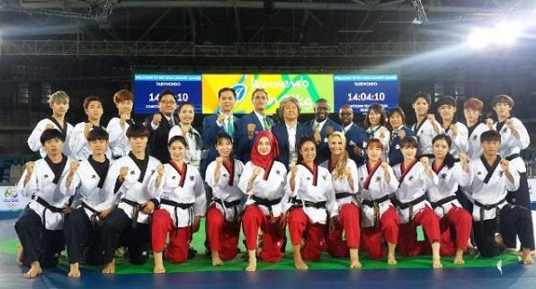 10.Tekvando Dünya Şampiyonu Kübra Dağlı