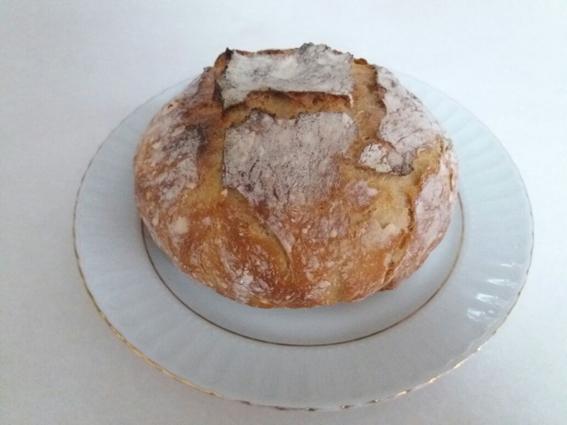 Evde Ekmek Yapımı