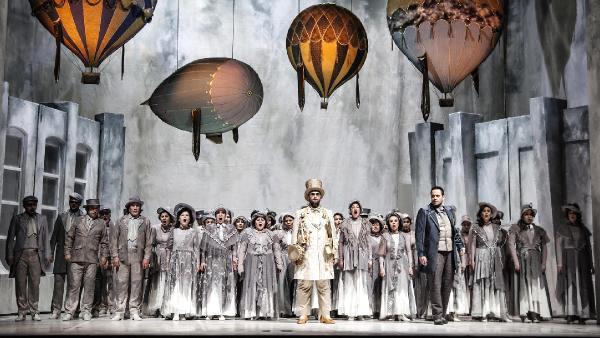 "Giacomo Puccini'nin ""La Boheme"""