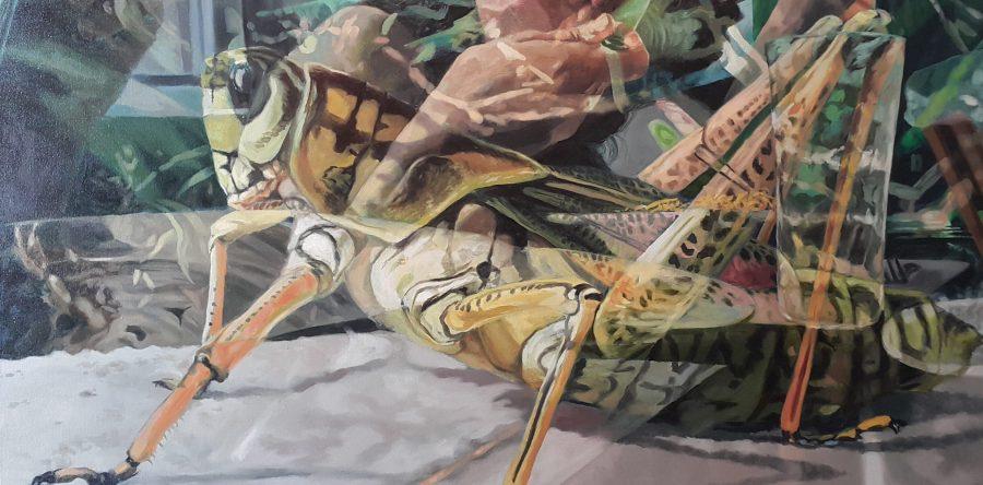 Zuhal Baysar-Bilinç Katmanları Resim Sergisi