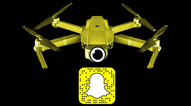Snapchat kendi drone'unu yapıyor