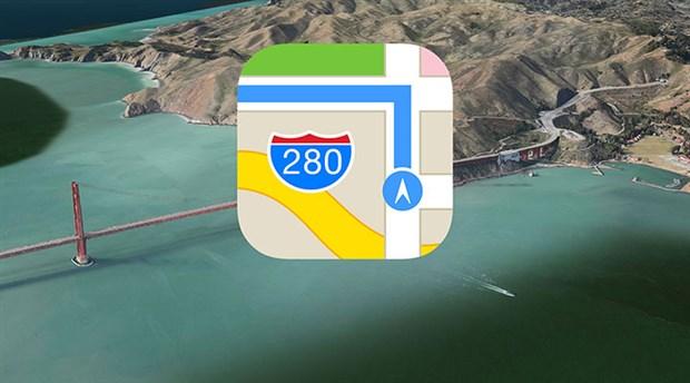 Apple Haritalar'ı kullananlara para kazandıracak