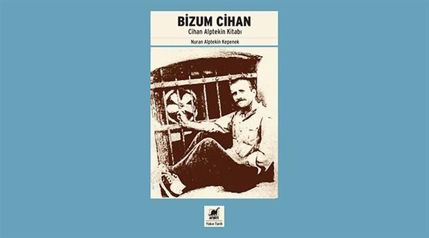 Cihan Alptekin kitabı, 'Bizum Cihan' söyleşisi MMO Lokal'de
