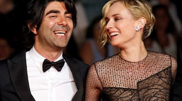 Diane Kruger Cannes'da Fatih Akın'la girdiği iddiayı kaybetti