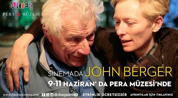 John Berger filmleri Pera Müzesi'nde