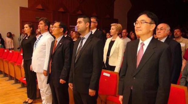 Kore-Türkiye 60. yıl dostluk klasik müzik konseri