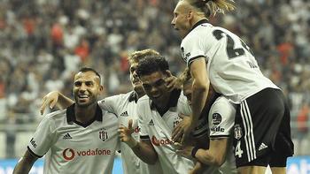 Beşiktaş evinde sürpriz yapmadı! 3 gol, 1 kırmızı kart