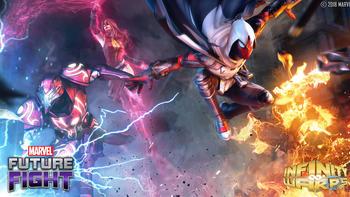MARVEL Future Fight'a sonsuzluğu büken yeni kahramanlar geliyor