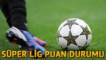 Süper Lig puan durumu nasıl şekillendi? İşte Süper Lig 5. hafta maç sonuçları